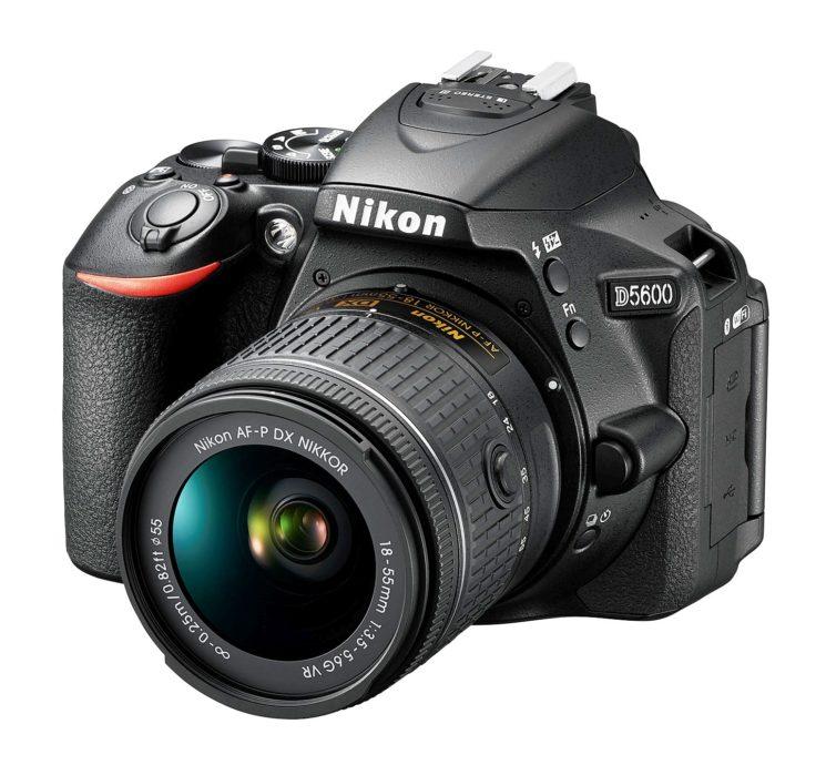 Accuratezza dei dettagli e foto e filmati nitidissimi con Nikon D5600