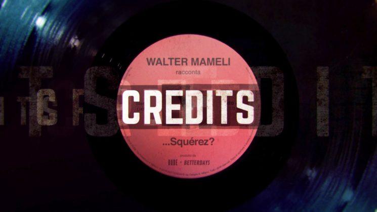 """""""Credits: …Squérez?"""" lunedì 27 marzo alle ore 23:05 su Real Time"""