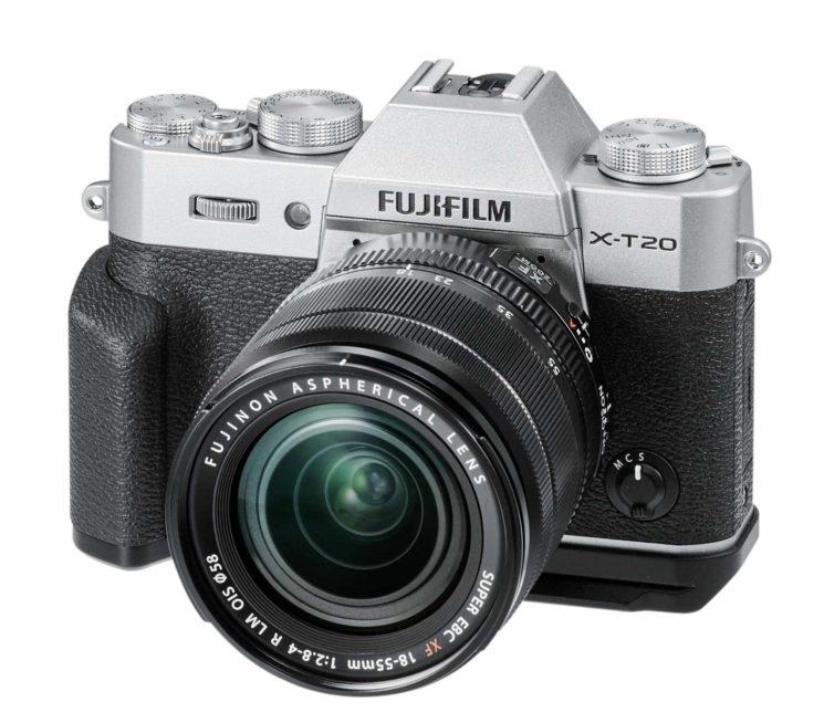 Fujifilm X-T2 Graphite Silver Edition: qualità ed eleganza