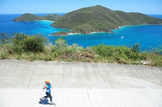 Al via l'ultramaratona KPMG Tortola Torture alle Isole Vergini Britanniche