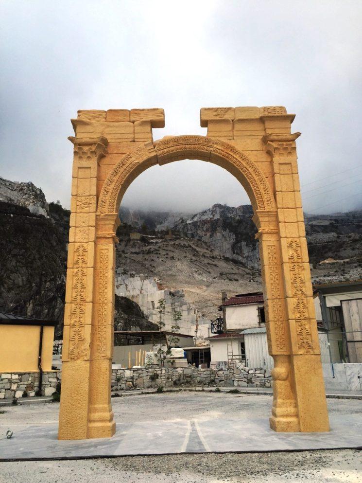 L' Arco di Palmira ad Arona dal 29 aprile al 30 luglio