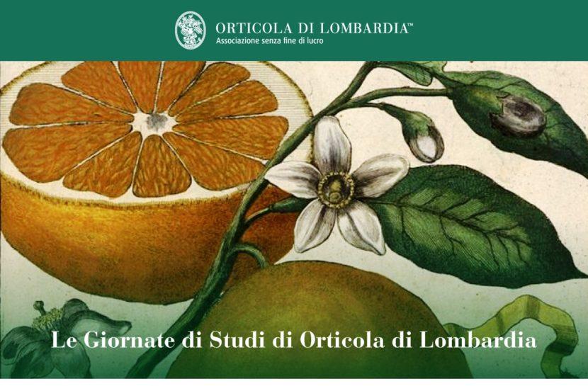 Le giornate di studi di orticola di lombardia secondo - Il giardino italiano ...