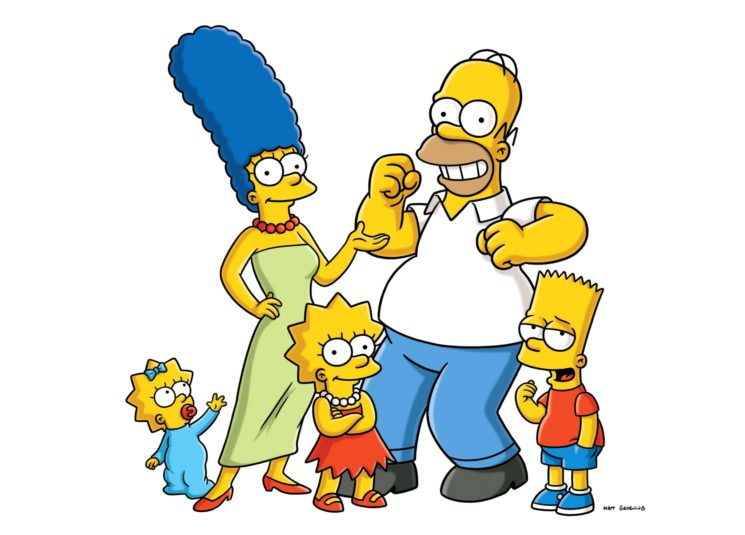 La serie dei Simpson compie 30 anni