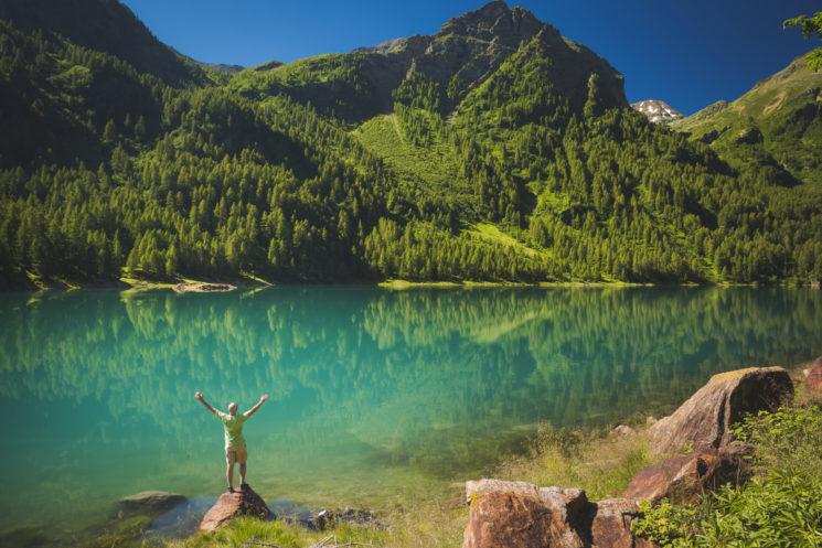 In Val di Sole (Trentino) per una vacanza immersi nella natura rigogliosa e imponente