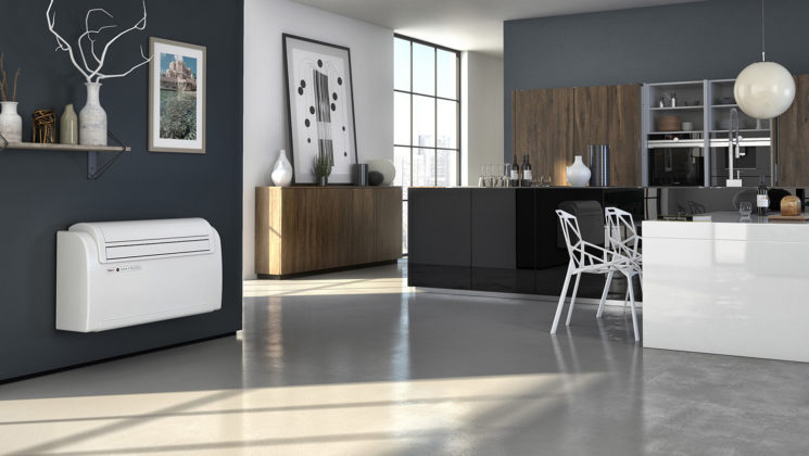 Unico Inverter 13 A+ hp di Olimpia Splendid: tecnologia all'avanguardia per il massimo rispetto dell'ambiente