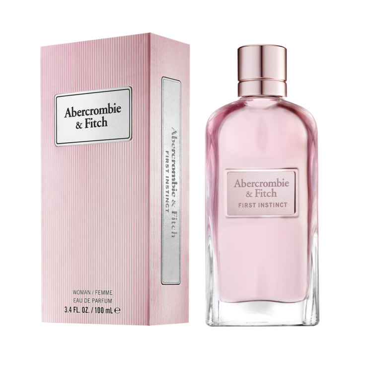 Abercrombie & Fitch First Instinct, nuova seducente fragranza per una donna che segue il suo istinto