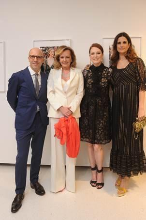 Chopard e Vogue insieme per l'inaugurazione di Glittering Prizes