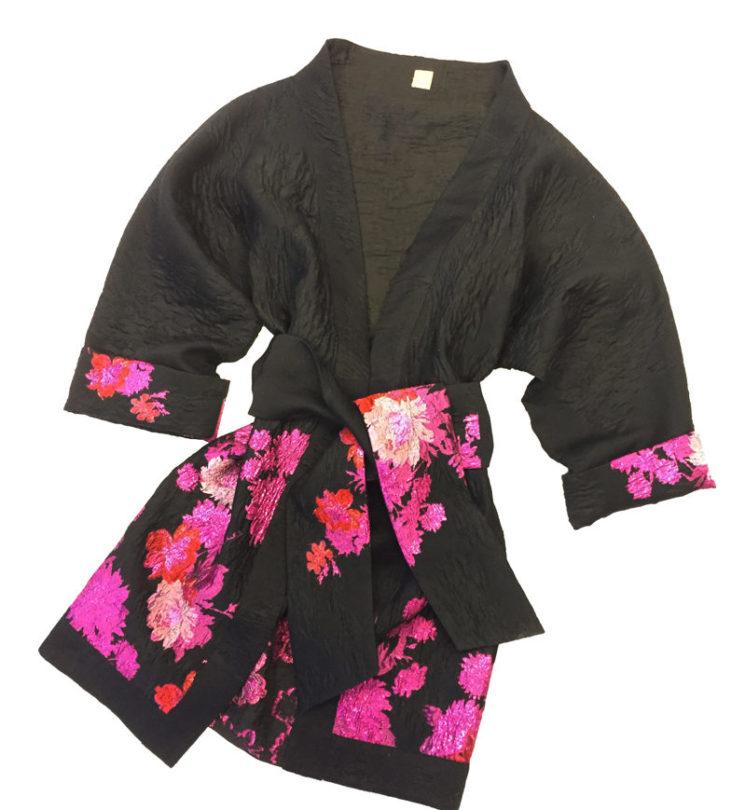 L'eleganza del kimono firmato BkiB