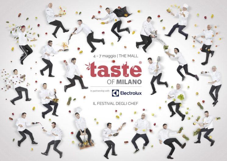 Taste of Milano 2017, il Festival degli Chef dal 4 al 7 Maggio
