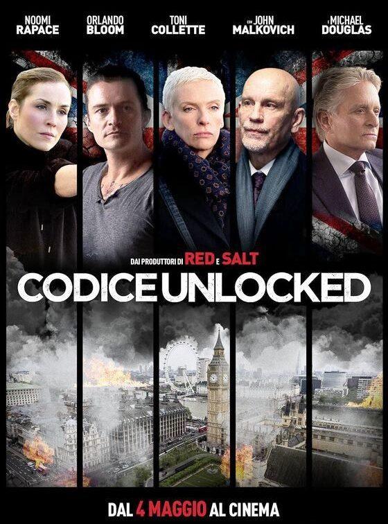 """""""Codice Unlocked"""", uno spy-thriller mozzafiato ambientato a Londra"""