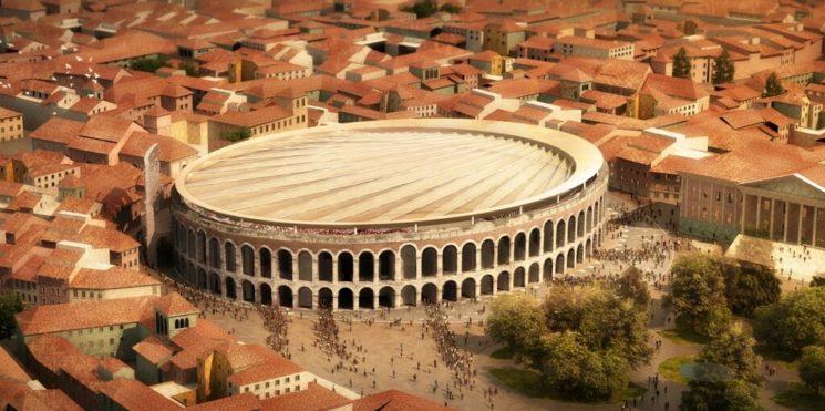 """Mostra """"Arena da (s)coprire"""" a Verona presso AMO – Arena Museo Opera dal 5 maggio al 11 giugno 2017"""