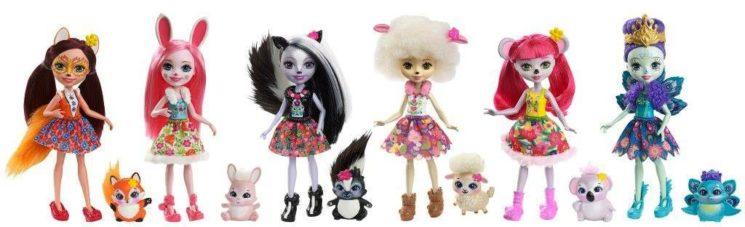 Mattel: i prossimi lanci a Toys Milano 2017