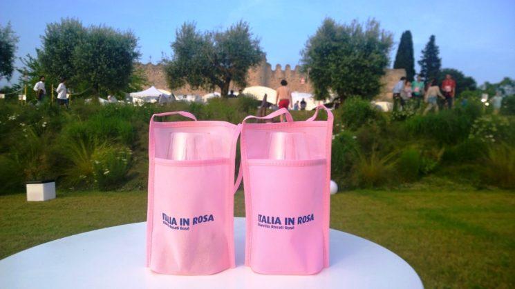 Italia in rosa, la rassegna dei Chiaretti e dei rosé a Moniga del Garda (BS) dal 2 al 4 giugno