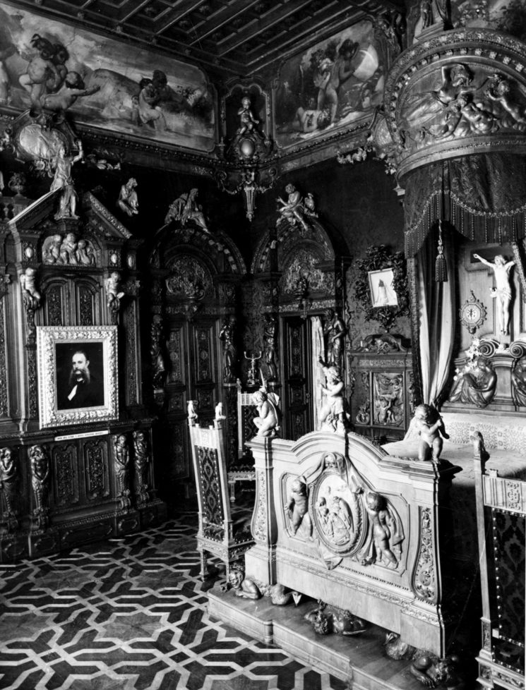 Giornata Internazionale dei Musei: il letto di Gian Giacomo Poldi Pezzoli