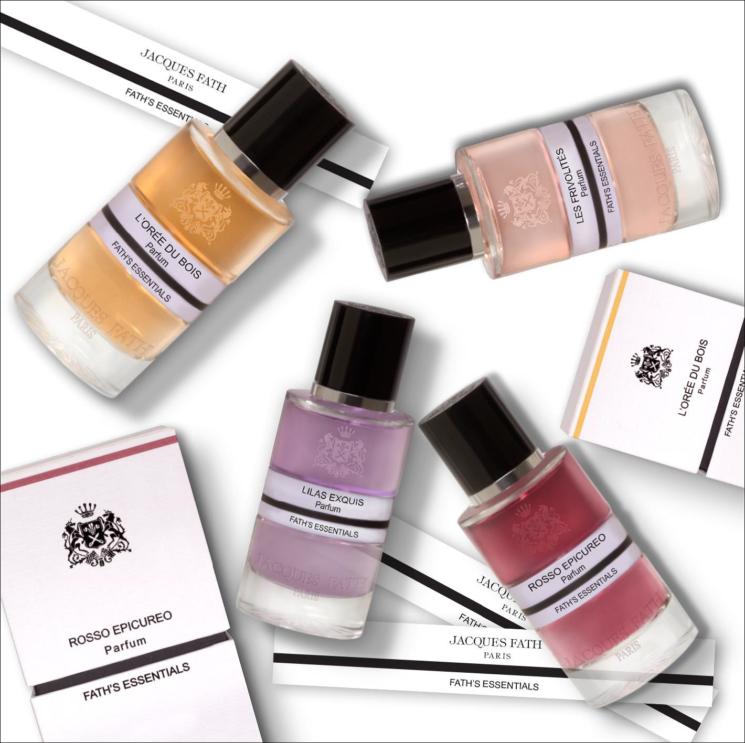 Fath's Essentials, un condensato di emozioni in quattro nuove irresistibili fragranze