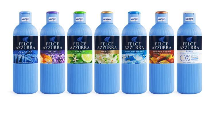 Paglieri: per Felce Azzurra nuova formula, nuove profumazioni, nuovo pack