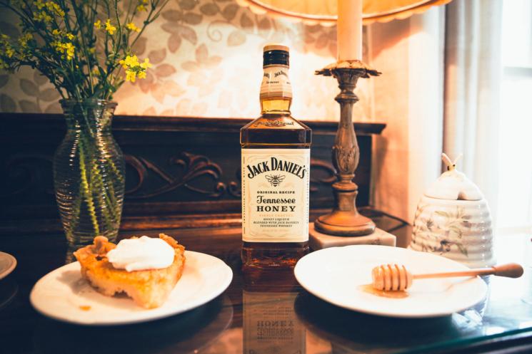 Jack Daniel's Tennessee Honey per il perfetto #dopocena