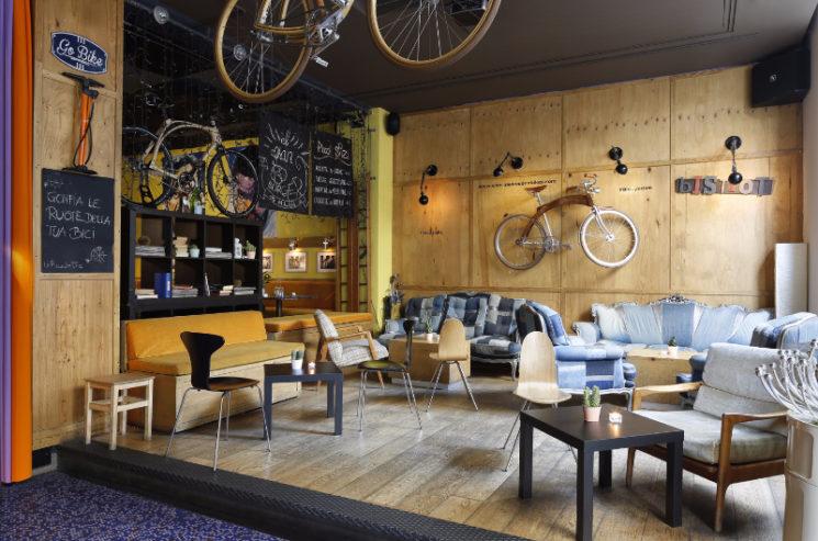 Le Biciclette, primo Art Bar & Bistrot a Milano, compiono 19 anni