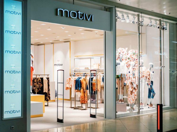 Motivi lancia il nuovo store concept sul mercato russo