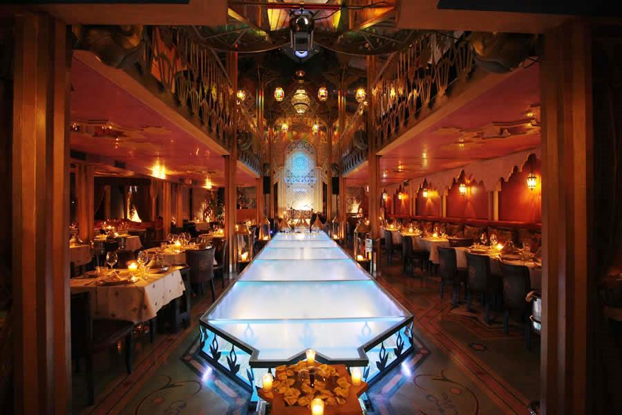 Ramadan al Ristorante Riad Yacout di Milano - BUONGIORNO online