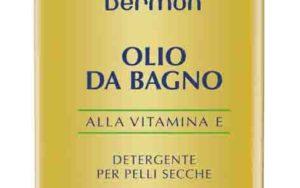 Massima idratazione con Dermon Olio da Bagno con Vitamina E