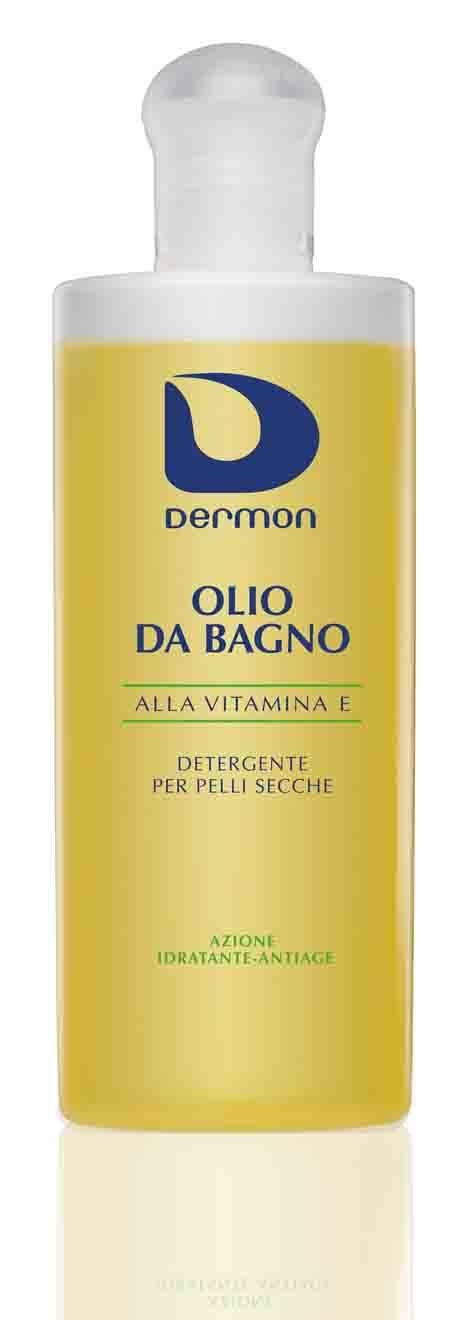 Massima idratazione con dermon olio da bagno con vitamina - Olio da bagno dermon ...
