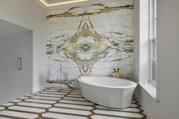 Elite Stone: il lusso è nella sala da bagno
