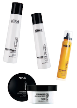 Nika Hair Beauty Excellence: linea anti-frizz Fairy Silk che elimina il crespo