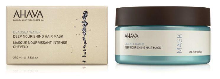 Ahava: Deep Nourishing Hairmask per nutrire il capello in profondità