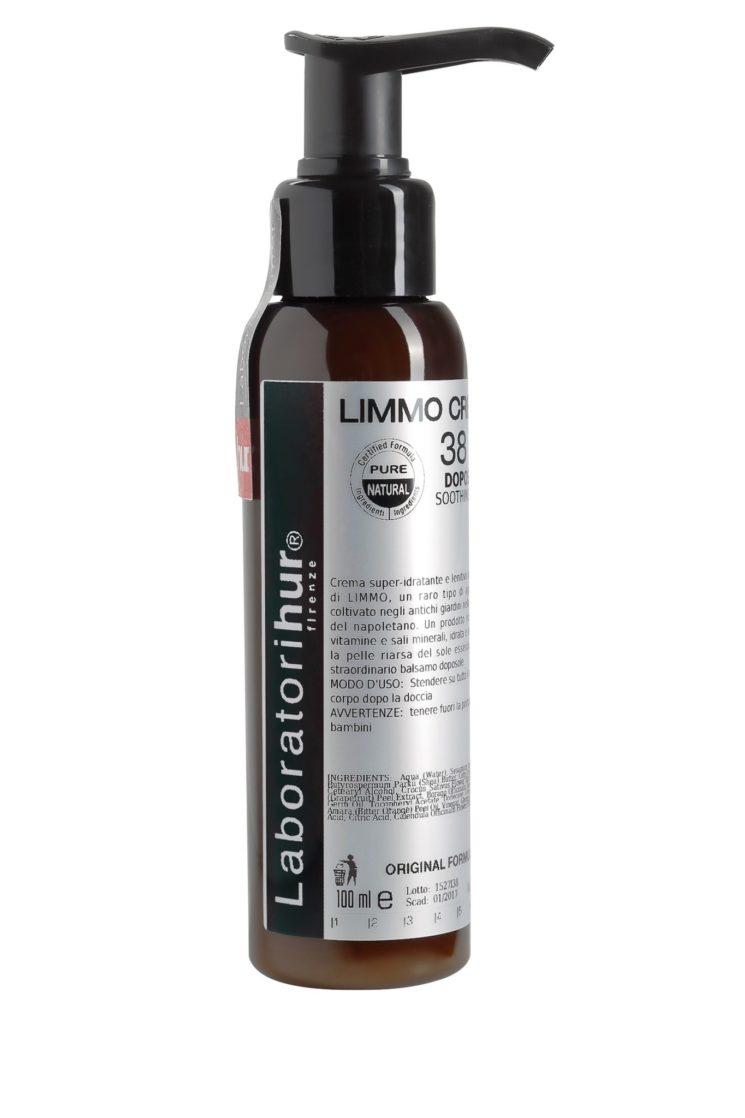 LaboratoriHur: proteggere la pelle e fissare l'abbronzatura con Limmo Cream Sun Care e Fragolino Body
