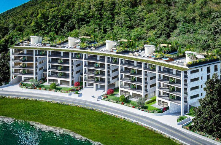 Residenza Villa Branca con vista mozzafiato sul Lago di Lugano