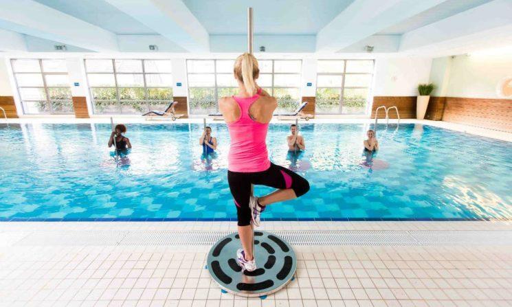 Acqua Fitness da Glicini Summer per sentirsi in vacanza