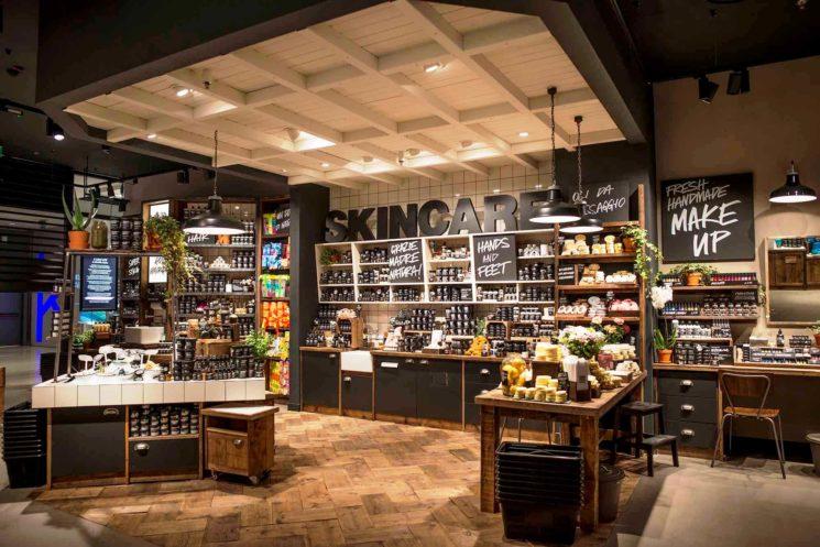 Nuovo store Lush Roma Trevi aperto nel cuore della capitale