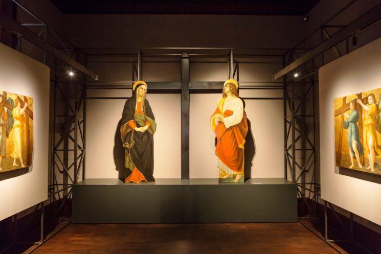 Opere dalla Pinacoteca Civica di Ascoli Piceno al Museo Bagatti Valsecchi