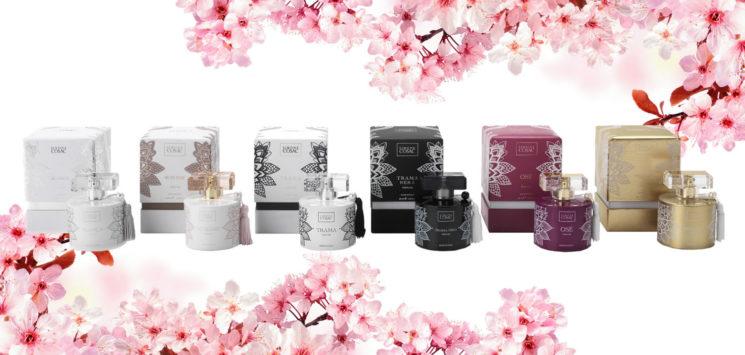 Nuovo Perfume Sampler, cofanetto di sei seducenti fragranze firmate Simone Cosac