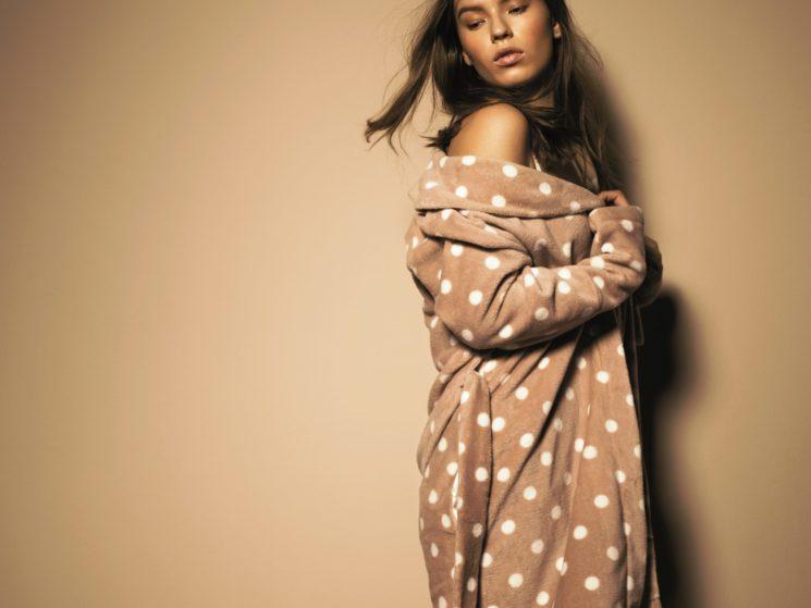 Nuova collezione sleepwear Verdissima in perfetto mood #verdissimapigiamaparty