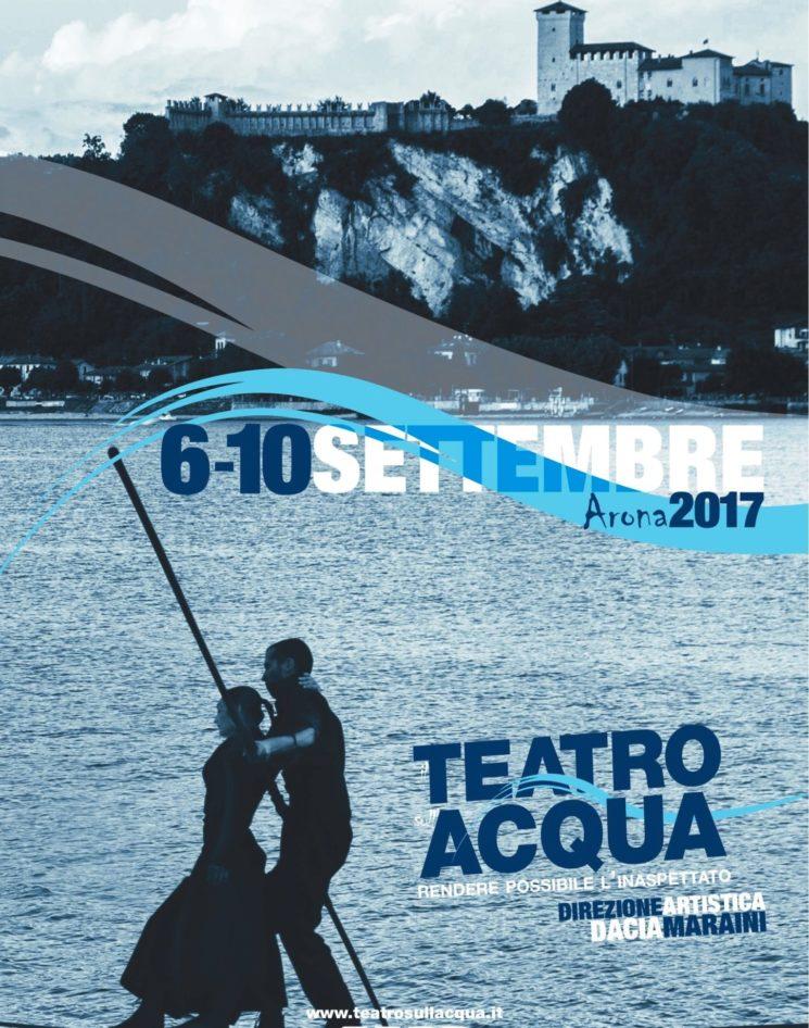 Ricola sponsor del Festival del Teatro sull'Acqua