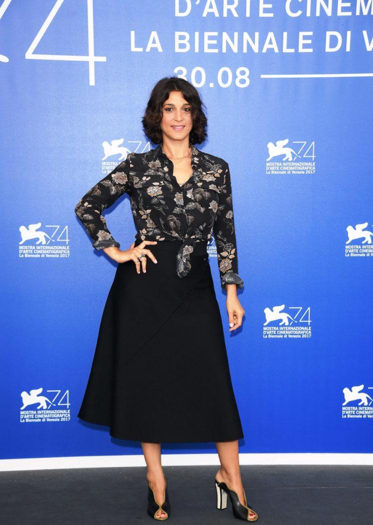 Donatella Finocchiaro in Falconeri al Festival del Cinema di Venezia b20fa661c9e5