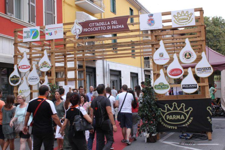 Inaugurata da Ernst Knam la XX edizione del Festival del Prosciutto di Parma