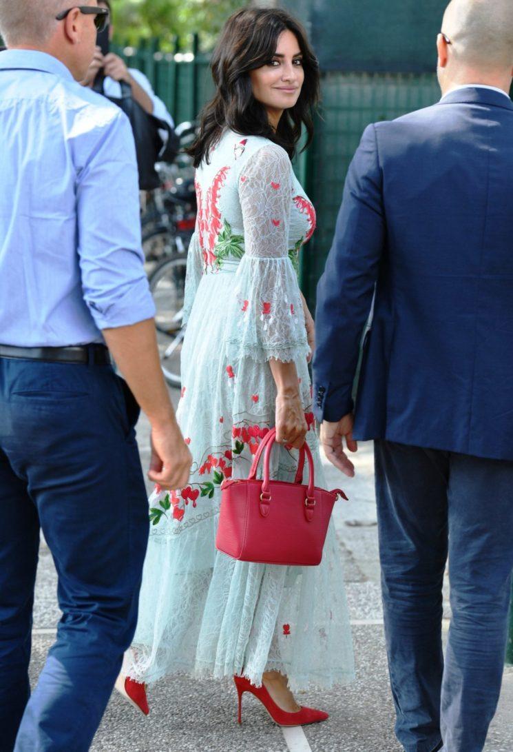 Carpisa – Penelope Cruz al Festival di Venezia