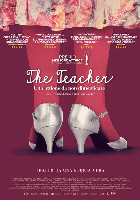 """""""The teacher – Una lezione da non dimenticare"""", una storia universale ricca di humor"""