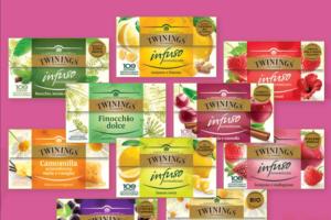 Twinings: il re del tè lancia una nuova gamma di infusi 100% naturali
