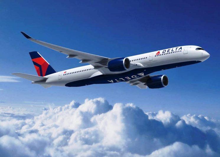 In Europa e in Cina con il nuovo aeromobile Delta A350