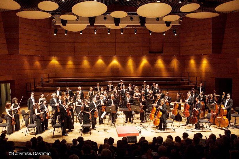 Inaugurazione 73 stagione sinfonica orchestra i pomeriggi - Immagini violino a colori ...