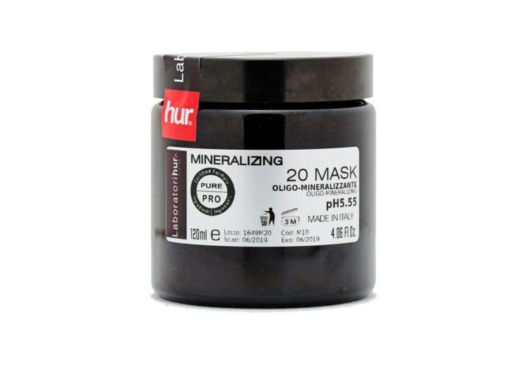 Laboratorihur: tono ed elasticità alla pelle con Mineralizing 20 Mask