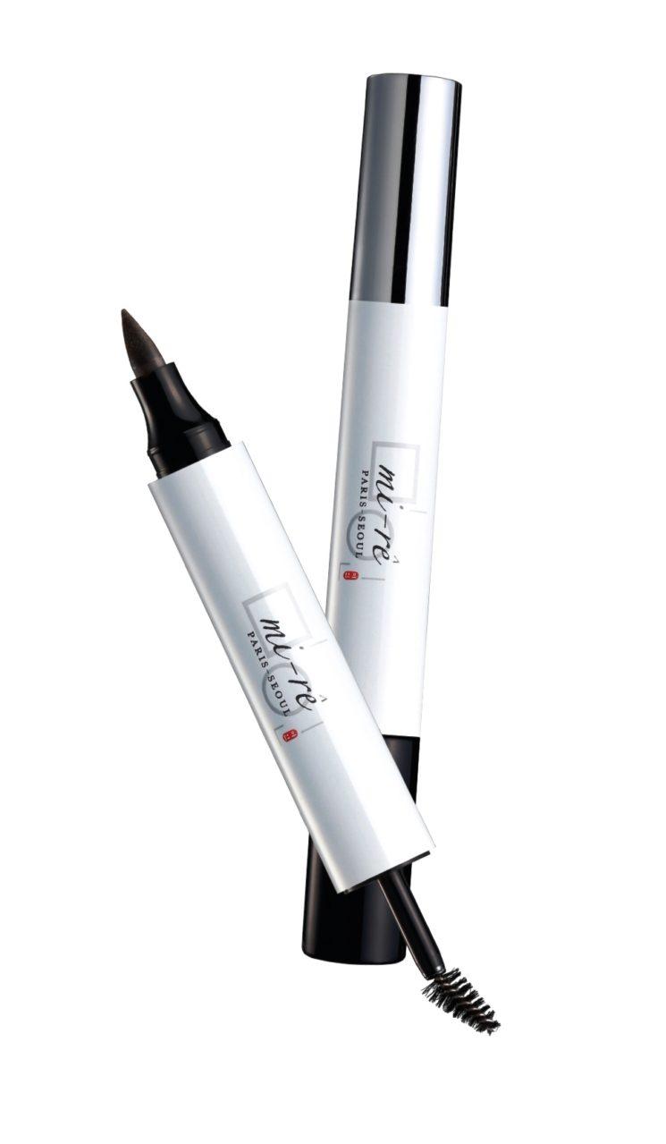 Luxury Lab Cosmetics: Mi-rê Brow Plume Perfection, il primo maquillage autoabbronzante per sopracciglia