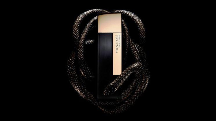 Lusso e sensualità di Veleno Doré, nuovo extrait de parfum che inebria e stordisce