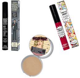 Per Halloween il Make Up The Balm, made in USA