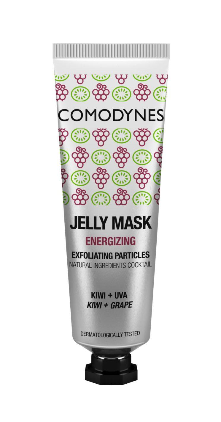 Le freschissime maschere in gel di Comodynes