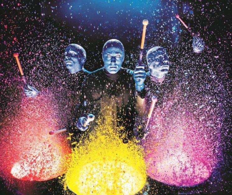 """Dall'8 al 19 novembre al Teatro Arcimboldi di Milano """"Blue Man Group"""", l'evento dell'anno"""